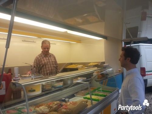 Snackkar huren in regio Goes
